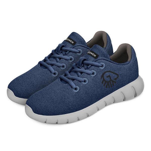 Giesswein Merino Runners  Blau - Bild 1