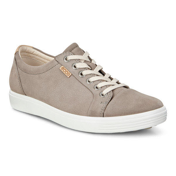 Ecco Soft 7 Sneaker Beige - Bild 1
