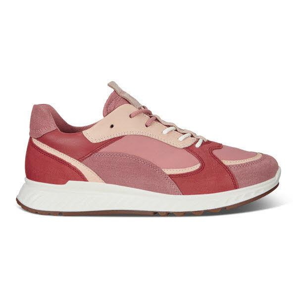 Ecco ST1 W Multi Sneaker Rosa - Bild 1