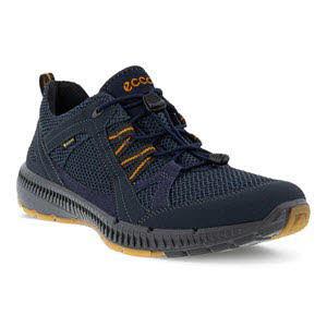 Ecco TERRAC Sneaker Blau - Bild 1