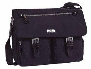 Tom Tailor Bag Umhängetasche Schwarz