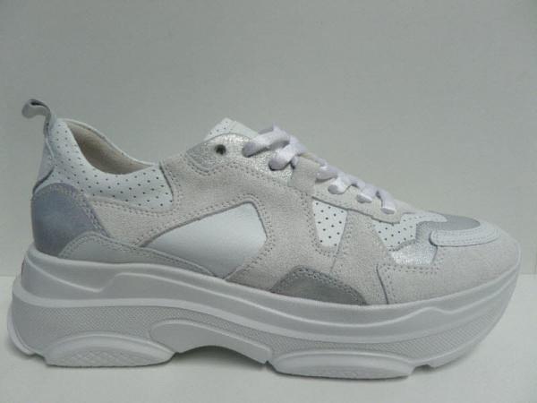 Kennel & Schmenger CLOUD Sneaker Weiß