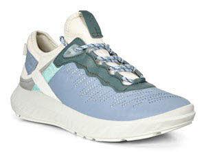 Ecco ST1 Lite W Sneaker Blau