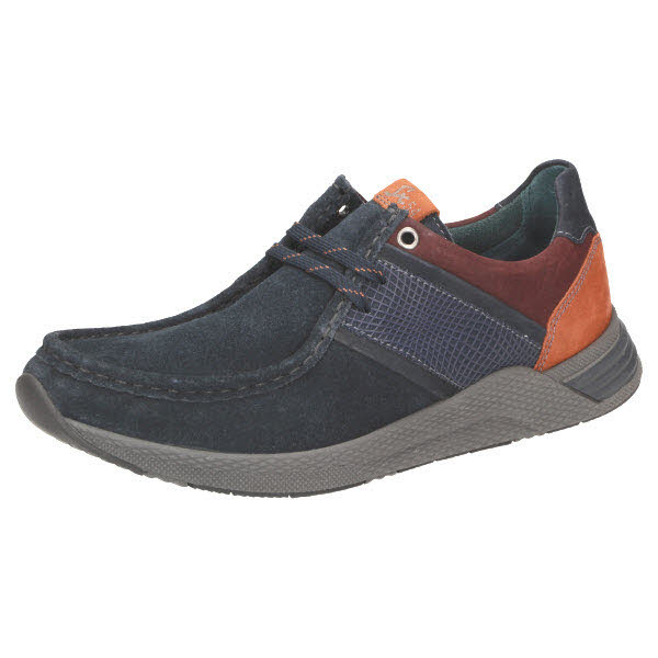 Sioux Grashopper Sneaker Blau - Bild 1