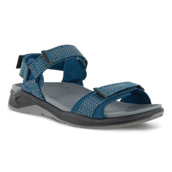Ecco X-TRINSIC M Offroad Sandale Blau - Bild 1