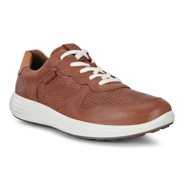 Ecco Soft 7 Runn Sneaker Braun - Bild 1