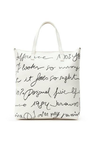 Desigual Handtasche Weiß - Bild 1