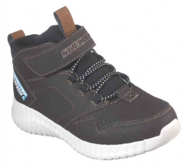 Skechers High Top Sneaker Schwarz