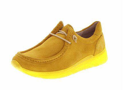Sioux GRASH.-D192 Sneaker Gelb