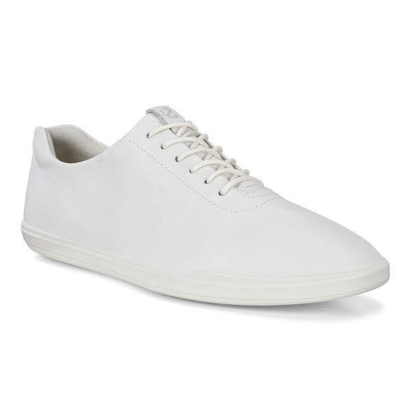 Ecco Simpil Sneaker Weiß - Bild 1