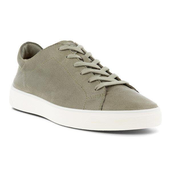Ecco STREET Sneaker Oliv - Bild 1