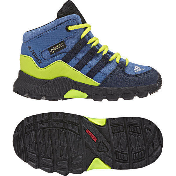 Adidas TERREX MID GTX I Wanderschuh Blau - Bild 1