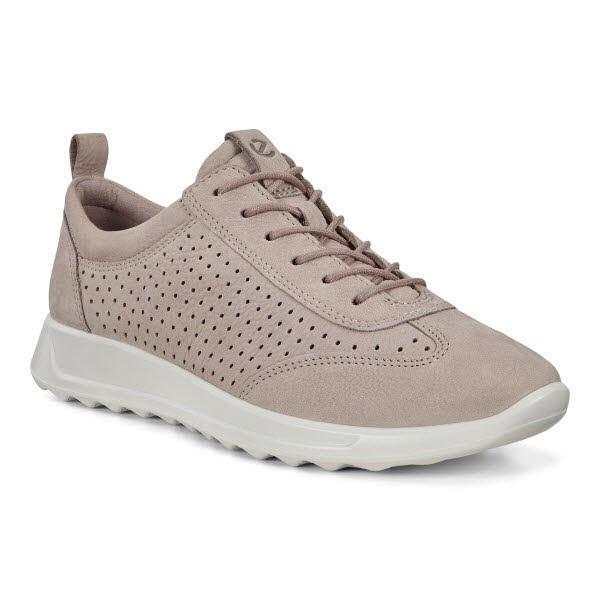 Ecco Flexure Run Sneaker Beige - Bild 1