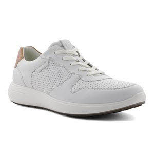 Ecco Sneaker Weiß