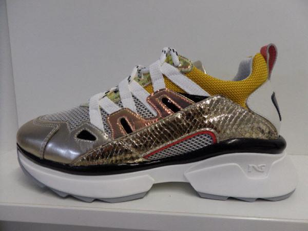 Nero Giardini Sneaker Gold