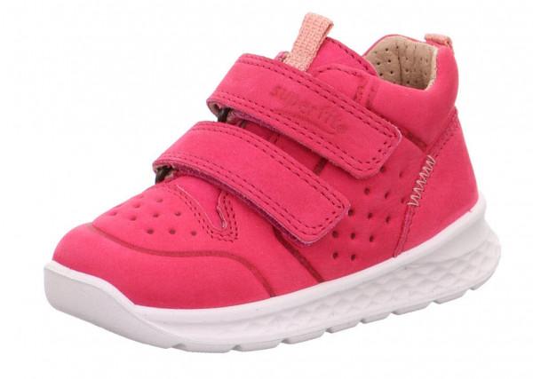 Superfit Sneaker mit Klettverschluss Pink - Bild 1