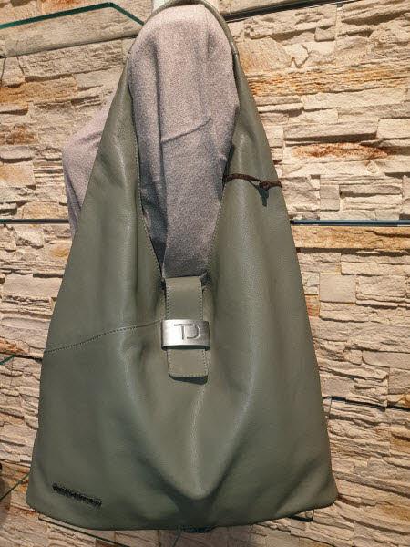 Taschendieb Schultertasche Oliv - Bild 1